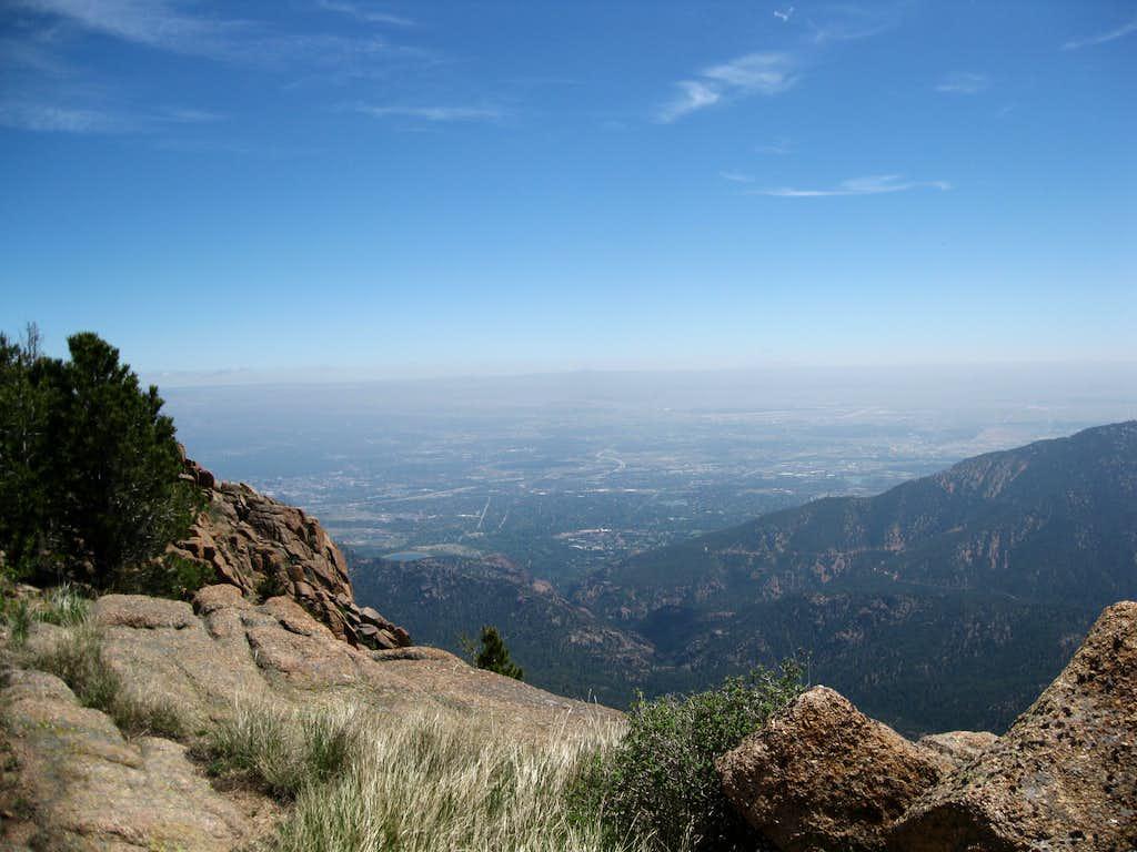 Stove Mountain Summit