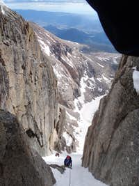 The Notch Couloir