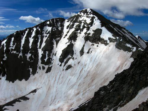 Conundrum Peak & Castle Peak 6/5/10