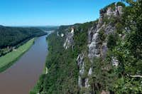 Bastei cliffs
