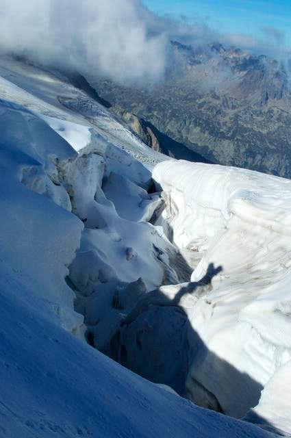Glacier du Tour.  ©...