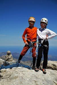 Summit of Naranjo de Bulnes