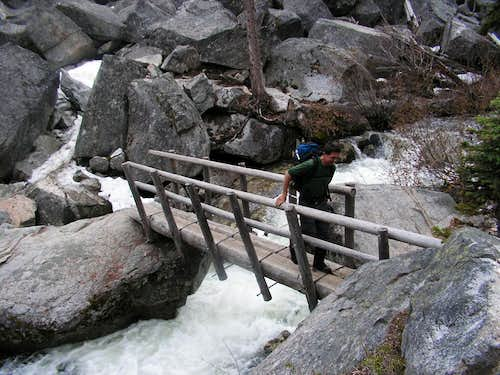 Mountaineers Creek Crossing