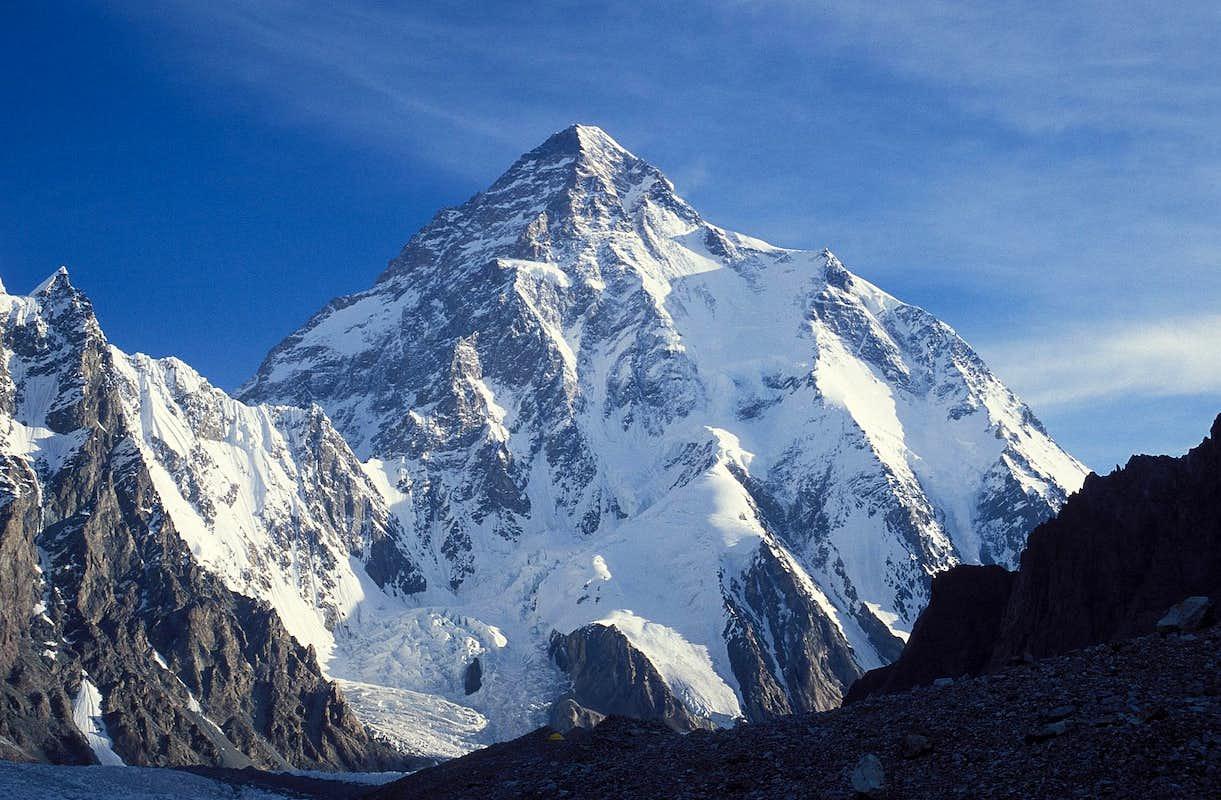 K2 Mountain K2  Karakoram