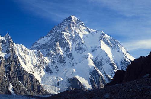 K2, Karakoram