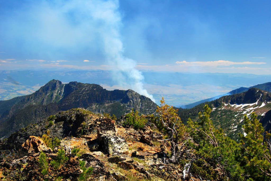 Kootenai Fire