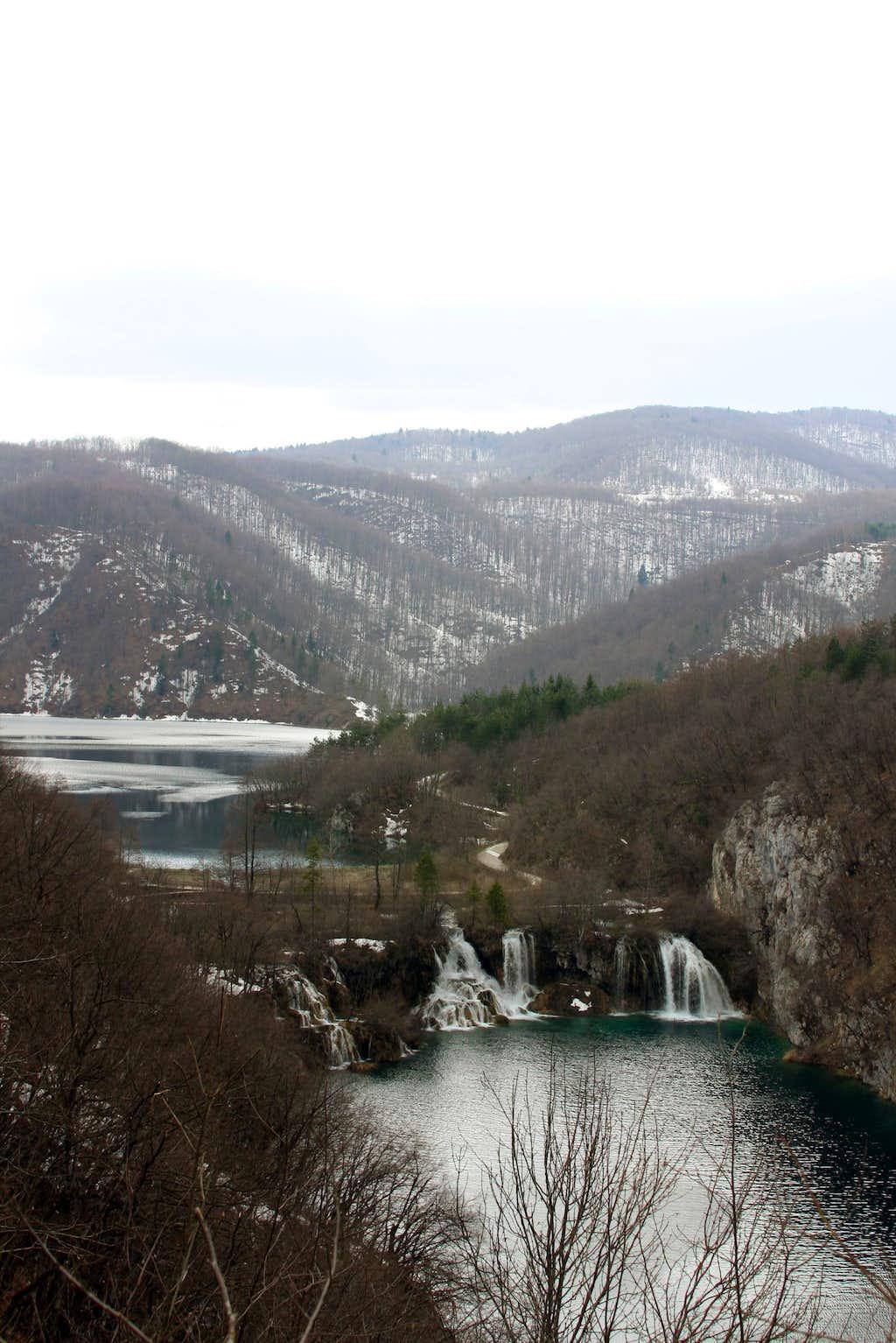 Kozjak lake