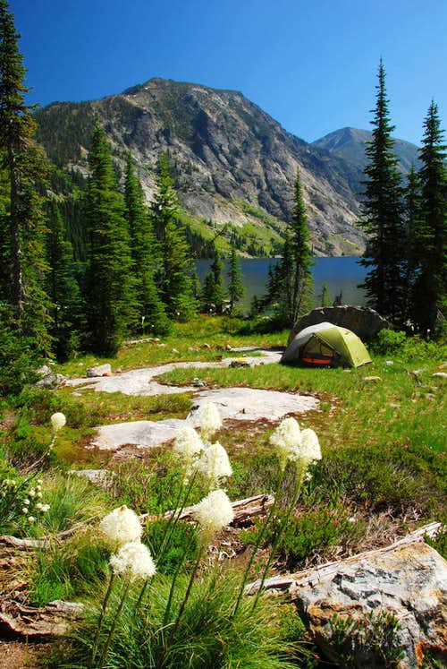 Bass Lake Camp