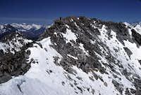 Goat Mountain Summit Ridge
