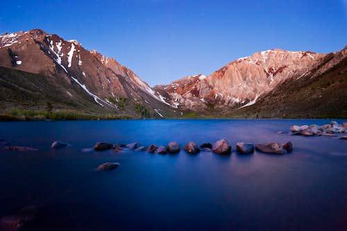 Convict Lake, Pre-Dawn