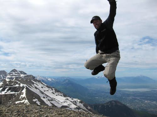 Summit jump