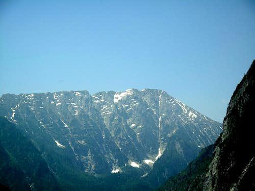 The Schneibstein (2276m)