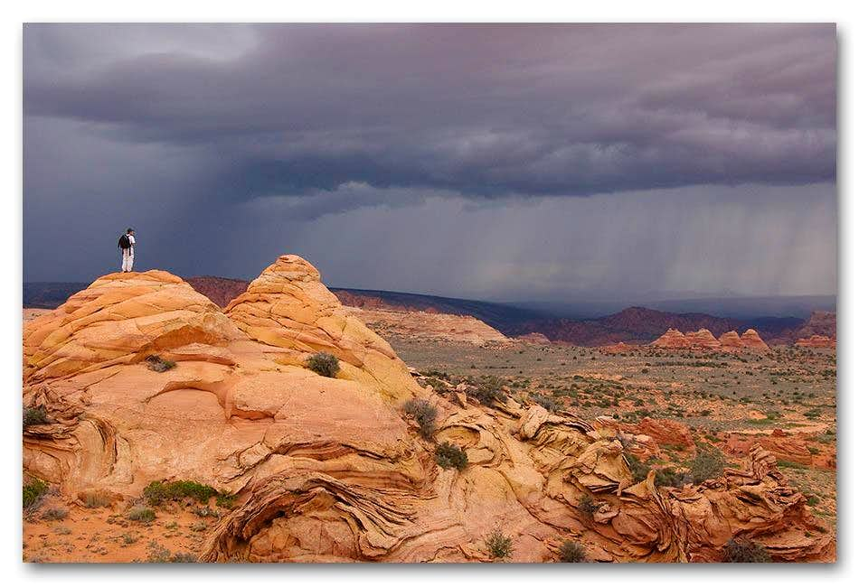 South Coyote Buttes Storm