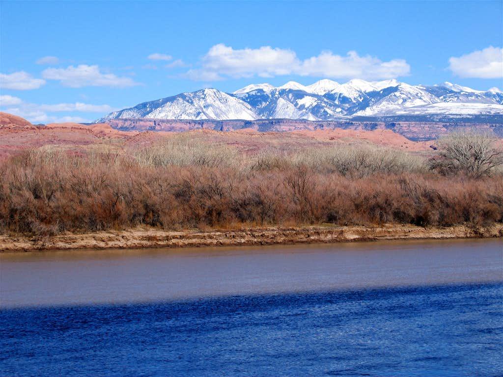 Pilot Mountain & Colorado River