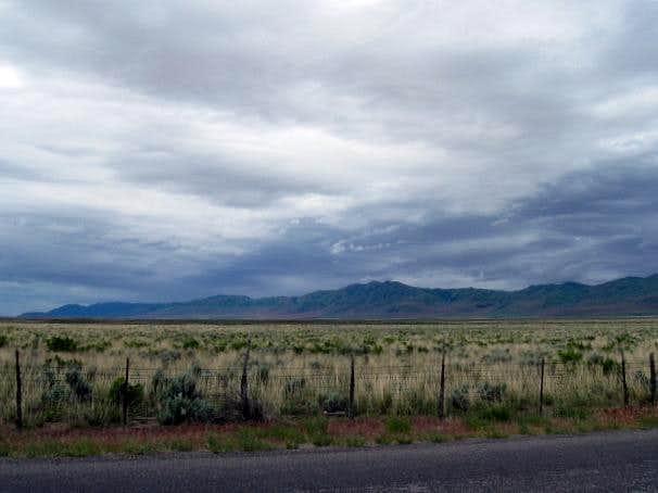 Messix Peak (UT)
