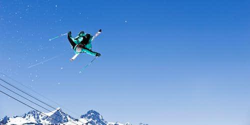Simon Dumont Over Mt Ritter and Banner Peak