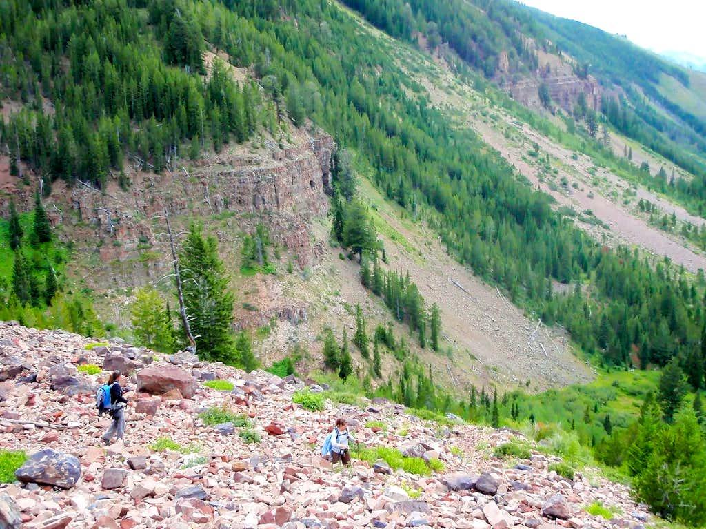 Box Canyon Trail