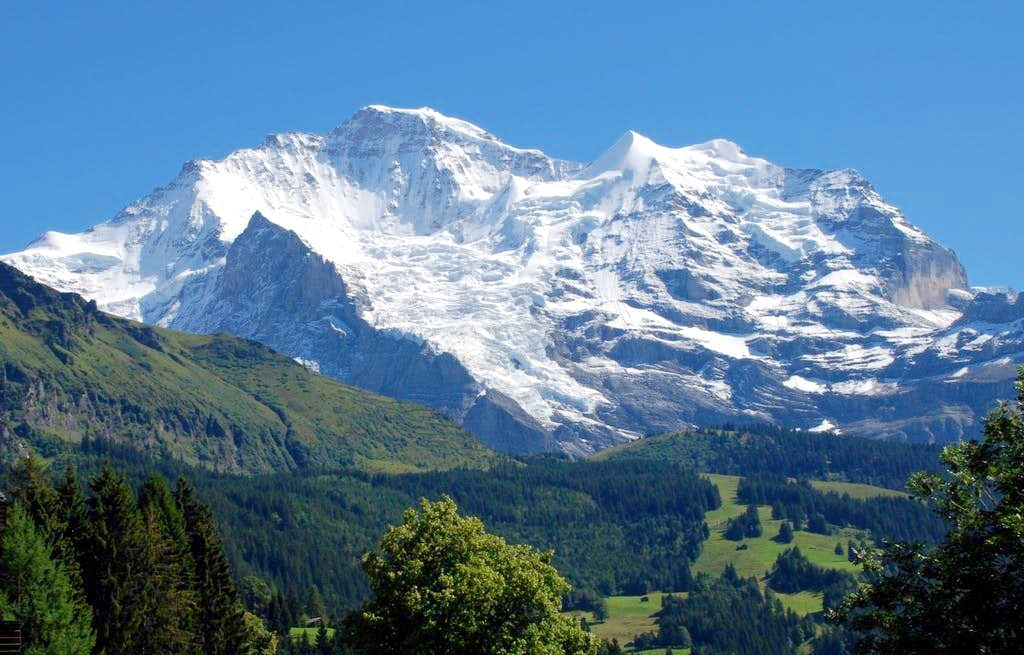 Wonderful Jungfrau