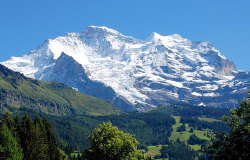 Jungfrau – the beautiful, the seductive and the evil