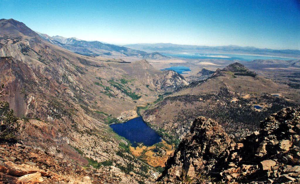 North from Carson Peak