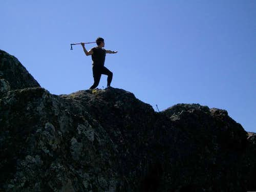 Cracking Hips on Easton Ridge