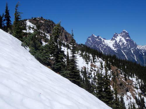 Desolation Summit and Hozomeen