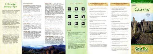Chirripo Brochure