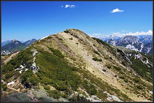 Garnitzenberg / Monte Carnizza