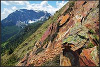 Unusual rocks on Garnitzenberg / Monte Carnizza
