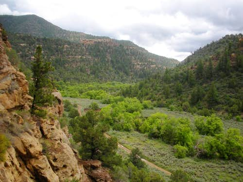 Range Creek Canyon