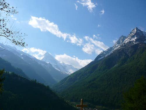 The Val d'Hérens