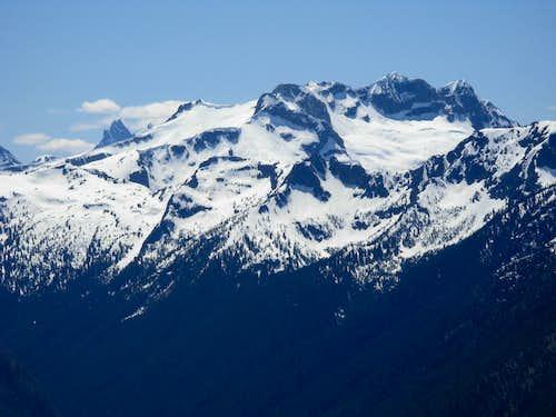 Mount Prophet From Desolation Peak