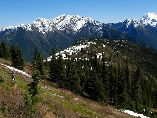 Descent Down Desolation Ridge