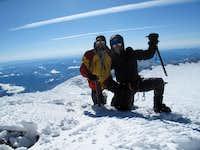 Mount Rainier's Crater Rim