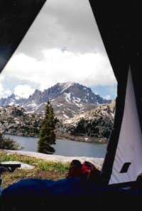 Titcom Basin, Wind River Range 7-95