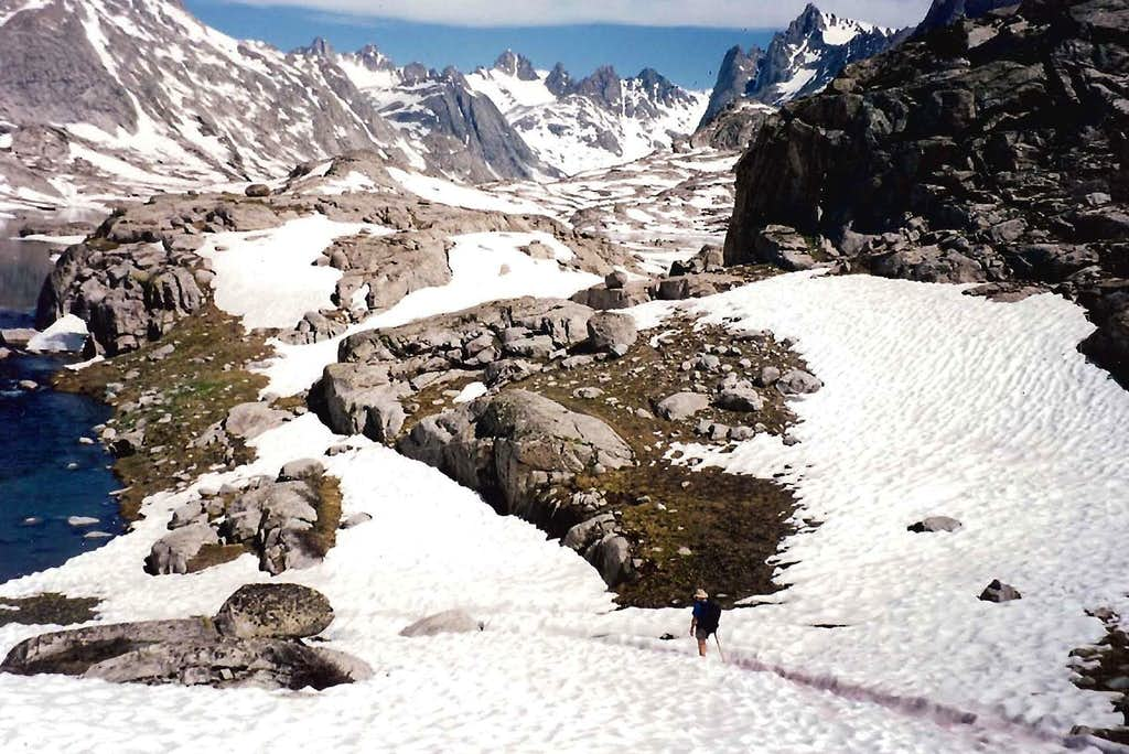 Titcomb Basin, Wind River Range