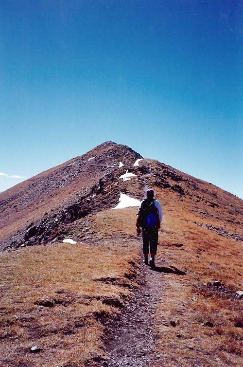 Wheeler Peak, NM \'93