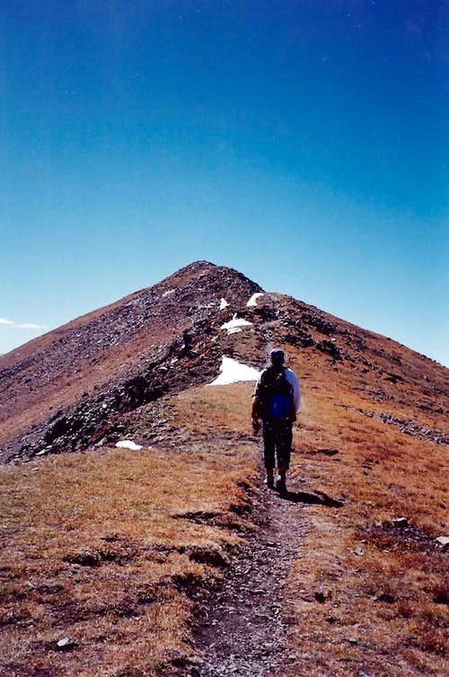 Wheeler Peak, NM '93
