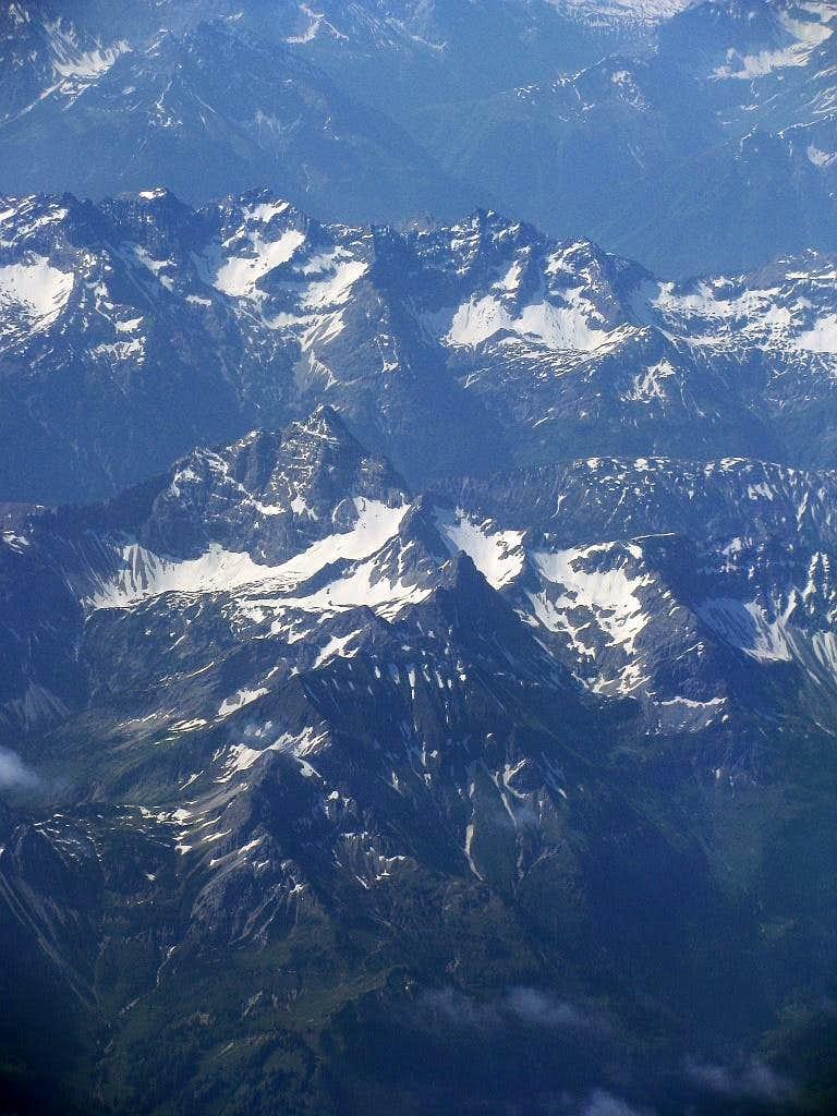 Lechtaler Alps