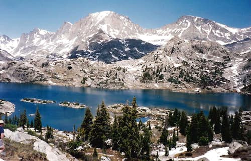 Freemont Peak