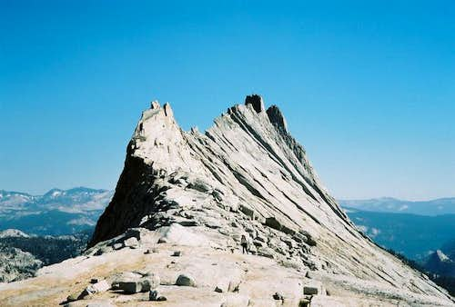 Matthes Crest from the North,...