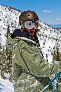 The Joy of Skiing Powder