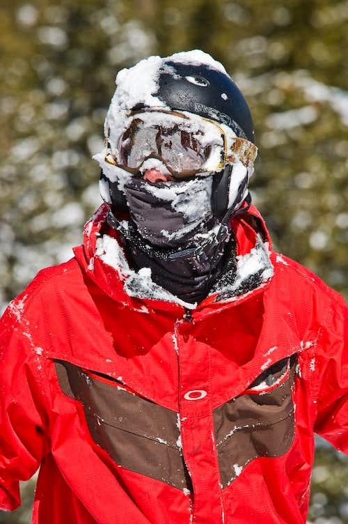 The joy of Skiing Powder II