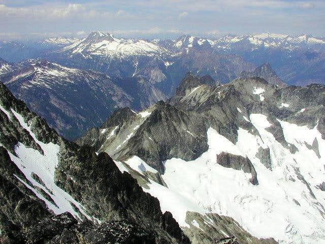 The Company Glacier on the...