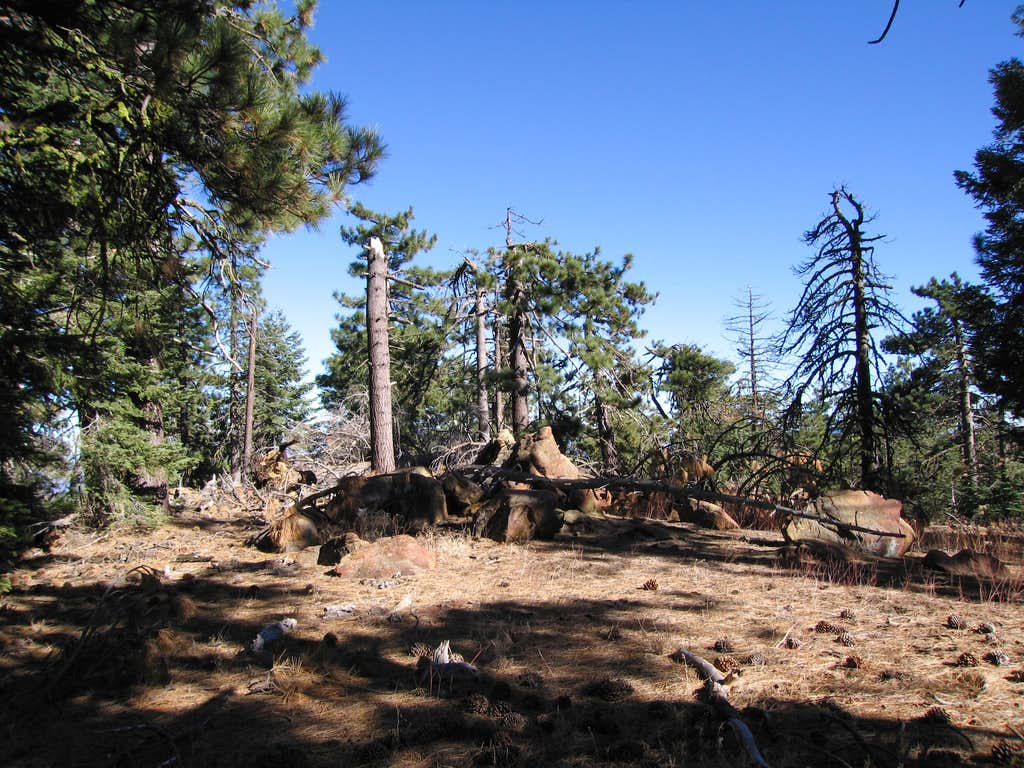 Big Pine Mtn