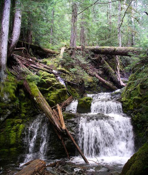 Olympic Waterfall