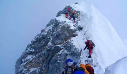 The Hillary Step