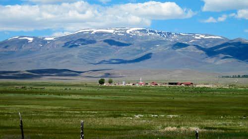 Mount Callaghan