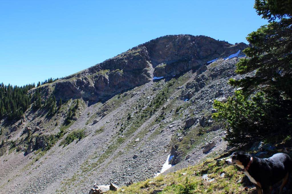 Lake Peak