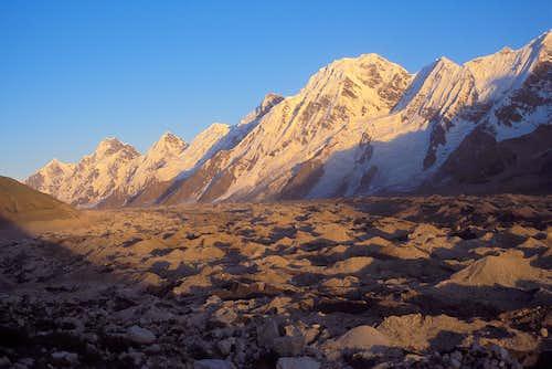 Bal Chhish Peaks